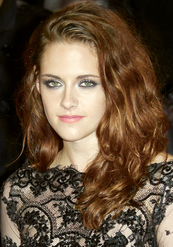 Kristen Stewart, The Twilight Saga: Breaking Dawn - Part Two UK Film Premiere, Empire cinema,Leicester Square, London UK, 14 November 2012, (Photo by Richard Goldschmidt)